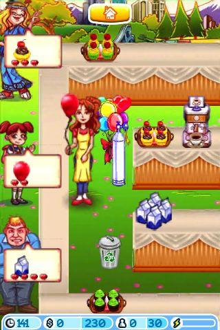 Screenshot Jessica's Cupcake Chaos!!