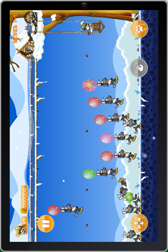 Screenshot RabbitFight for iPhone