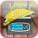 Fish On! Maze Game for the Mega Fisherman mobile app icon